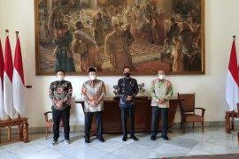 Presiden Jokowi dukung aspirasi gelar pahlawan pendiri Al Jam'iyatul Wasliyah