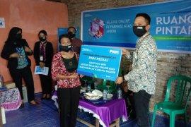 PT. PNM luncurkan rumah belajar online di Ambon