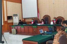 Hakim putuskan sidang Jerinx SID digelar secara tatap muka mulai 13 Oktober