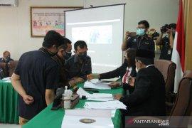 Bawaslu sampaikan bukti dugaan pelanggaran etik oleh Ketua KPU Karangasem