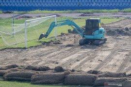 Renovasi Stadion Madya Bumi Sriwijaya
