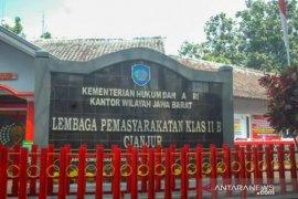 149 warga binaan Lapas Cianjur dapat program asimilasi