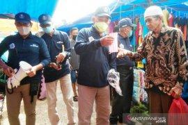 Tim KIE : 97 persen pedagang Pasar Selasa gunakan masker