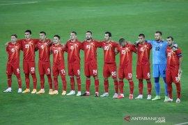 Makedonia bertekad memanfaatkan kesempatan emas tampil di Euro 2020