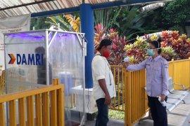 Penumpang bus Damri keluhkan kenaikan tarif dari Ambawang ke Kalteng
