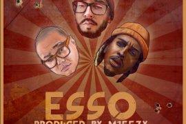 "Rapper  Swerte ajak Saykoji berkolaborasi di lagu ""Esso"""