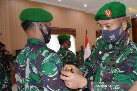 Naik pangkat, 38 Prajurit Kodim 0212/Tapsel dilantik