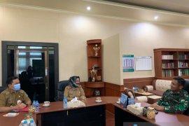 Dispersip hadirkan Danrem di talkshow Peringatan Sumpah Pemuda