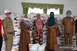 Kementerian Sosial tuntaskan penyaluran bantuan beras di Tapsel