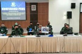 Wadanpuspom TNI: 11 oknum TNI AL dan AU terlibat perusakan Mapolsek Ciracas