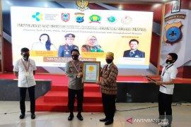 Polda Kalsel raih penghargaan Leprid gelar webinar edukasi narkoba pertama di Indonesia