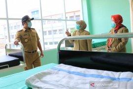 Tingkat kesembuhan kasus positif COVID-19 di kota Tangerang capai 85 persen
