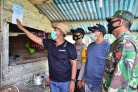 Sosialisasi Perbup nomor 44 tahun 2020 di Kepulauan Karimata