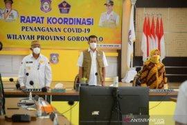 BNPB sebut penanganan COVID-19 di Gorontalo cukup bagus