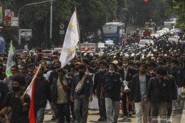 Antisipasi unjuk rasa, Polda Metro Jaya siagakan 9.346 personel