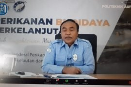 KKP, TNI-AD distribute 40,000 fish seeds to South Kalimantan farmers