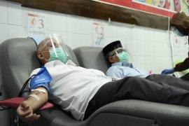 Donor darah ASN Pemerintah Aceh telah mencapai 5.403 kantong