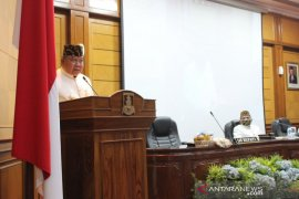 Paripurna HUT Kabupaten Serang, Pjs Bupati sampaikan strategi hadapi COVID-19