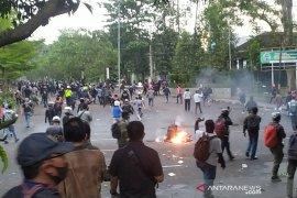 Polisi sebut perusuh aksi di Bandung bukan mahasiswa ataupun buruh