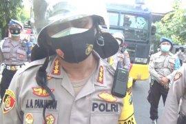 """Polda Bali selidiki dugaan korlap gadungan dalam aksi """"Tolak Omnibus Law"""""""