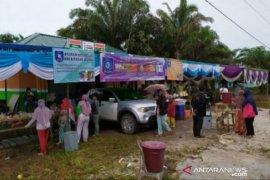 Disperindag Babel gelar pasar murah di Desa Bangka Kota