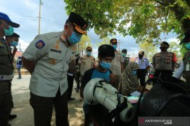 Direktur Polisi PP pantau penegakan prokes di Tanbu
