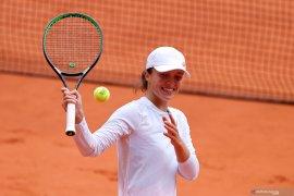 Petenis Polandia Swiatek capai final putri French Open, termuda dalam 19 tahun terakhir