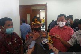 Polda Maluku kerahkan 1.000 personel amankan demonstrasi  omnibus law