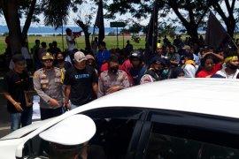 Polres Ternate kerahkan ratusan personel amankan massa aksi tolak UU Omnibus Law