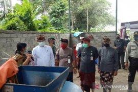 Tempat pengelolaan sampah 3R di Pejeng Gianyar-Bali resmi beroperasi