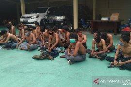 Polsek Koja amankan pelajar asal Karawang dan Bekasi hendak berdemo