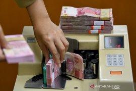 Kurs rupiah ditutup melemah tipis dipicu kenaikan imbal hasil obligasi
