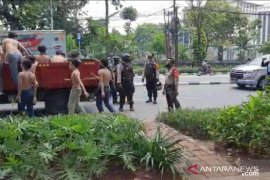Polda Metro amankan kelompok anarko luar Jakarta