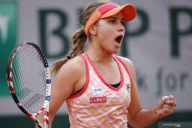 Kenin singkirkan Kvitova, tantang Swiatek final French Open