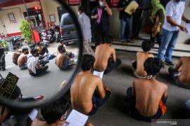Polisi pulangkan pelajar yang diamankan saat unjuk rasa