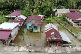 Tujuh kelurahan di Kota Bengkulu terendam banjir
