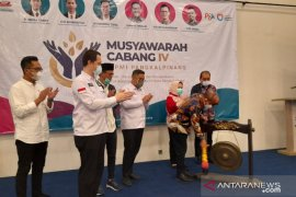 Walikota buka Muscab IV HIPMI Kota Pangkalpinang