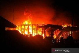 Kebakaran di RS COVID-19, sepuluh orang tewas