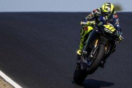MotoGP: Rossi positif COVID-19, lewatkan balapan di Aragon