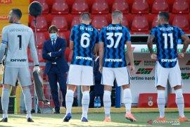 Inter Milan menjalani pekan yang berat jelang derby Milan
