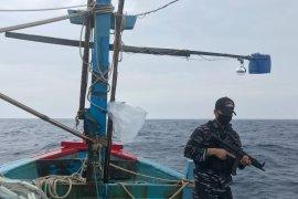 TNI AL tangkap kapal Vietnam lakukan ilegal fishing di  Natuna Utara
