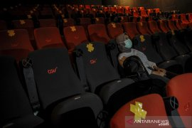 Bioskop di Bandung kembali beroperasi
