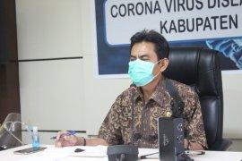 Kabupaten Paser kembali ke zona oranye setelah penambahan 21 kasus