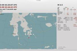 Gempa magnitudo 5,4 guncang Buton-Buton Selatan