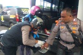 Polda : 14 korban luka akibat demo di Ternate