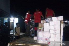 PMI distribusikan berbagai paket bantuan untuk korban banjir Cianjur