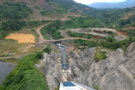 Filling of Tapin Dam officially begins