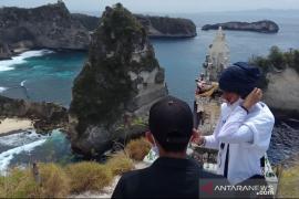 Kemenparekraf  promosikan wisata alam di Nusa Penida