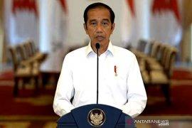 Jokowi: Ciptaker mengatur agar perusahaan tidak bisa PHK secara sepihak