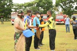 Bupati apresiasi perang sampah digelar HPPMTL dan Kodim 1009/Pelaihari